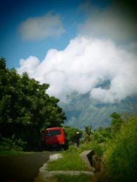Tulamben Mt Agung