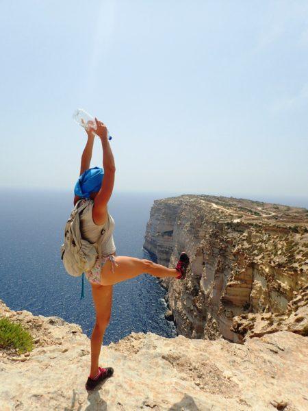 Gozo, Cliffs, Elabenducka.pl